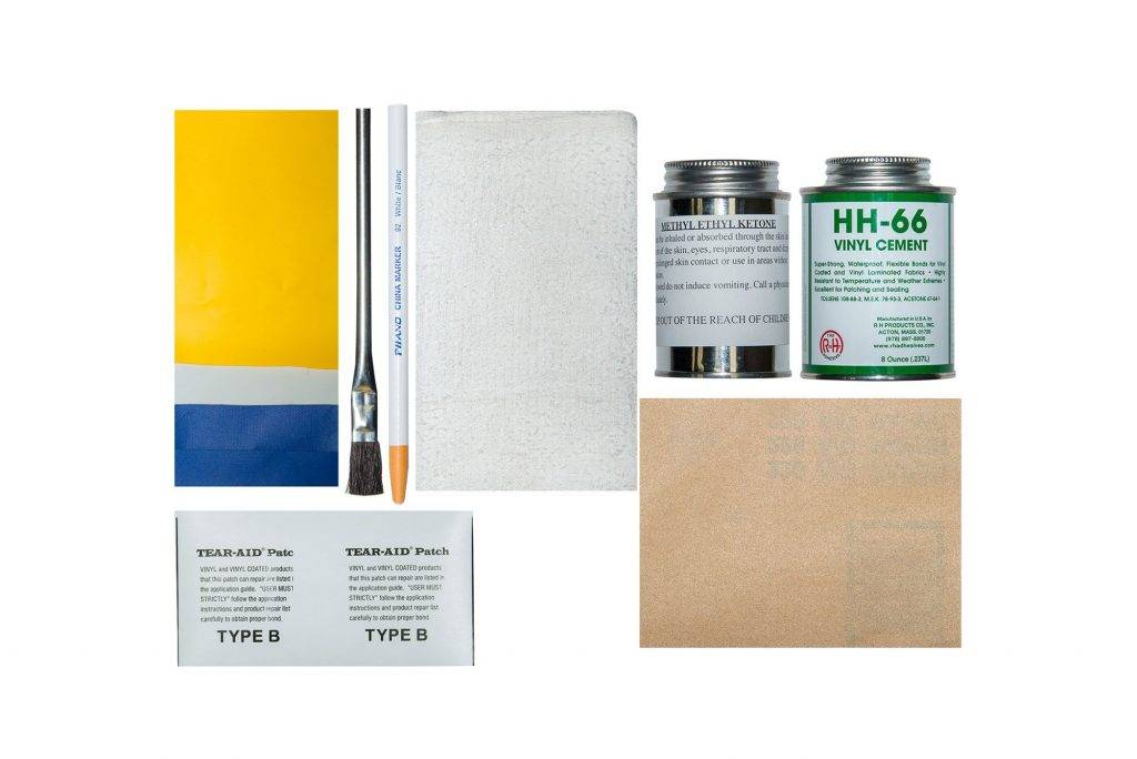 Commercial Repair Kit