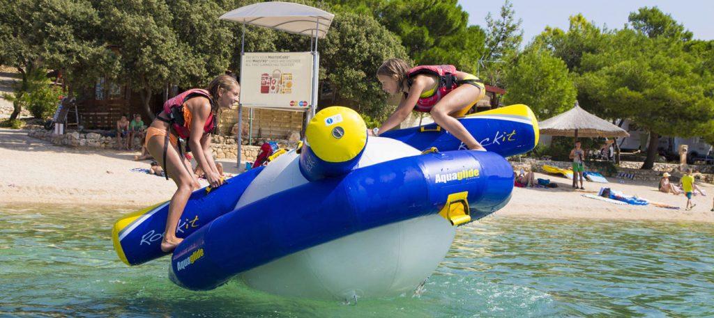 Rockit Jr Inflatable