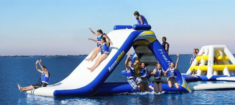 quality commercial inflatable products