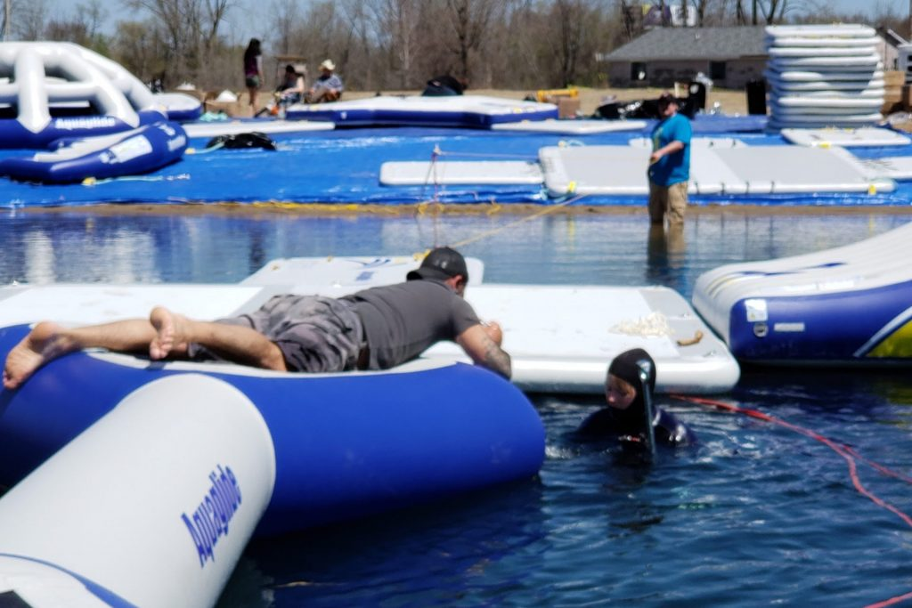 How To Winterize Your Inflatables